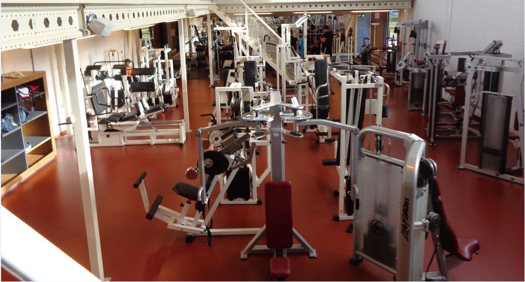 fitness-ruimte